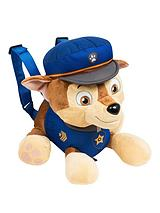 Paw Patrol Chase Plush Backpack
