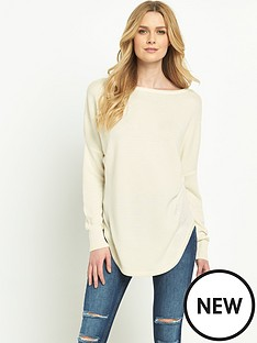 v-by-very-rib-mix-curved-hem-batwing-jumper
