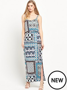 warehouse-prairie-patchwork-printed-midinbspdress