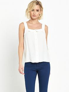 warehouse-button-through-cami