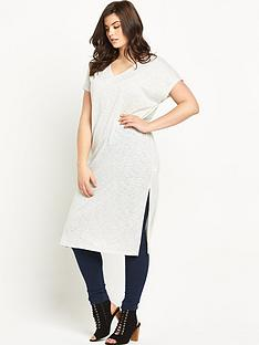 alice-you-alice-amp-you-jersey-split-side-longline-top