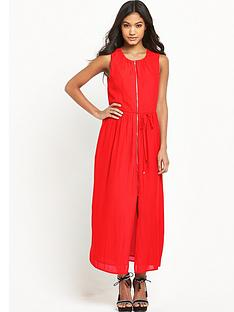 warehouse-zip-through-midi-dress