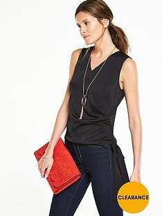 v-by-very-wrap-asymmetric-hem-blouse
