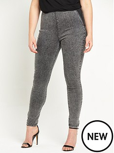 so-fabulous-acid-wash-elastic-side-waist-jegging