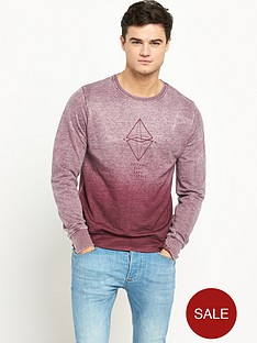 river-island-faded-chicago-mens-sweatshirt