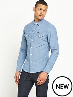 lee-lee-jeans-western-denim-shirt