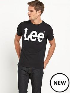 lee-lee-jeans-logo-t-shirt