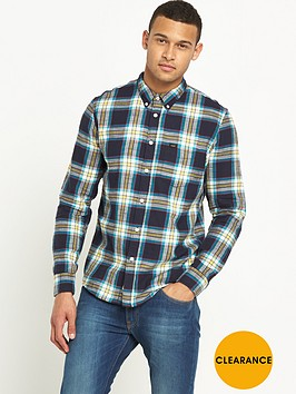 lee-jeans-flannel-checked-shirt