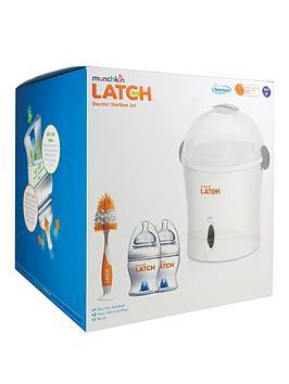 Latch Latch&Trade Electric Steriliser Kit