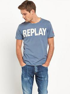 replay-front-logo-short-sleevenbspt-shirt