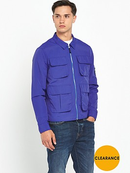 river-island-zip-up-pocket-lightweight-jacket