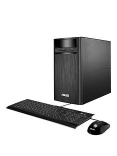 asus-k31an-uk002t-intelreg-pentiumreg-4gb-ram-1tb-hard-drive-desktop-base-unit-with-optional-microsoft-office-365-personal-black