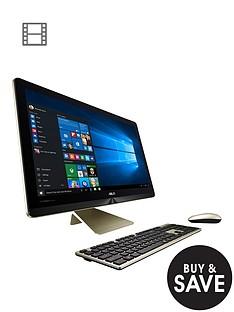 asus-z240icgt-gf011xnbspintelreg-coretrade-i7-processor-16gb-ram-1tb-hard-drive-amp-128gb-ssd-238-inch-touchscreen-aio-desktop-pc-with-2gb-nvidia-gtx960m-graphics-gold