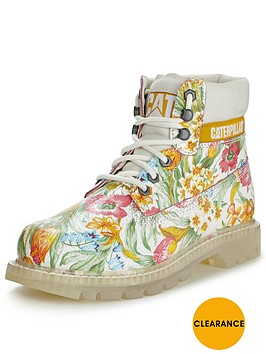 cat-colorado-floral-print-ankle-boot