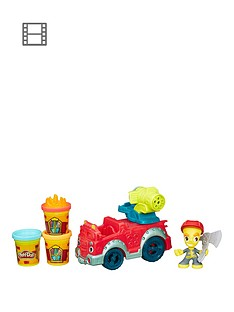 play-doh-town-fire-truck