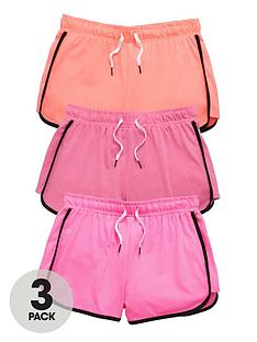 v-by-very-girls-bright-shorts-3-pack