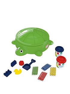 little-tikes-turtles-sand-pit-dough-set