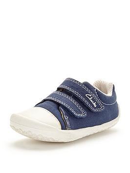 clarks-boys-little-chap-canvas-strap-shoes