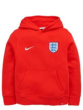 nike-junior-england-hoody