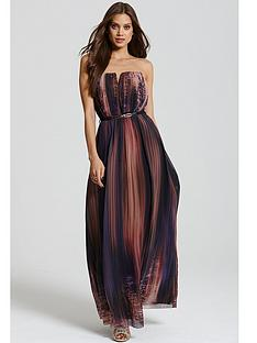 little-mistress-border-print-maxi-dressnbsp