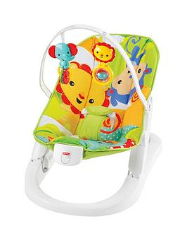FisherPrice Fold N Go Bouncer