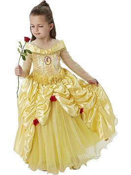 Disney Princess Premium Belle  ChildS Costume