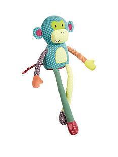 mamas-papas-soft-toy-monkey