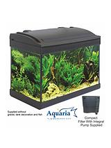 Aquaria Fish Tank Set 43 - 23ltrs including Lighting, Pump and Filter