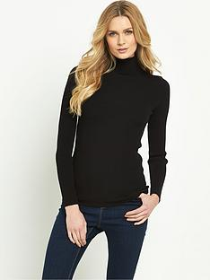 v-by-very-skinny-rib-polo-neck-jumper