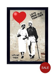 personalised-039lets-grow-old-together039-poster