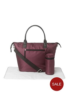 mothercare-large-tote-changing-bag