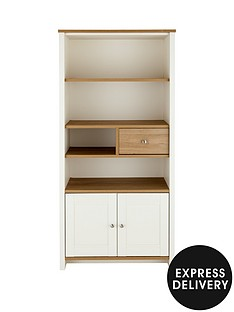 consort-tivolinbspready-assembled-storage-bookcase-5-day-express-delivery