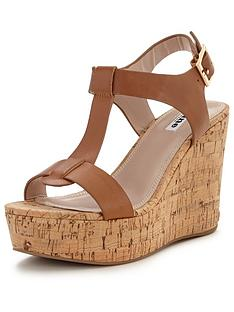dune-kier-leather-wedge-sandal