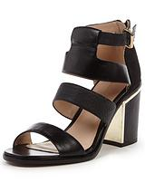 Fleet Serena Strappy Heeled Sandal