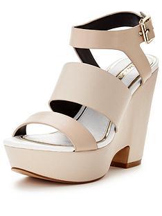 miss-selfridge-thick-strap-wedge-platform-sandal