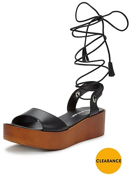 miss-selfridge-wooden-platform-ankle-tie-sandal