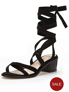 miss-selfridge-miss-selfridge-wrap-block-heel-sandal