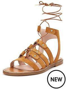 dune-lorellinbspsuede-strappy-sandalnbsp