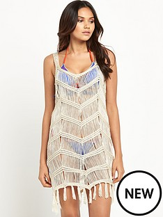 v-by-very-crochet-tassel-beach-vest-dressnbsp