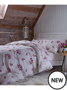 brushed-cotton-floral-duvet-set-multi