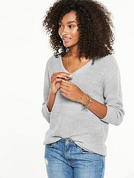 v-by-very-v-front-and-back-slouchy-rib-jumper