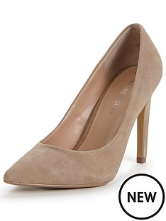 warehouse-suede-pointed-stiletto