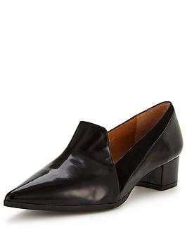 warehouse-pointed-heeled-loafer