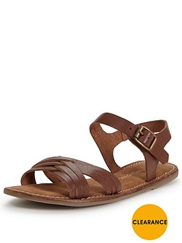warehouse-criss-cross-flat-sandal