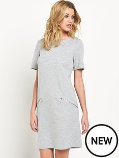 wallis-wallis-ponte-dress
