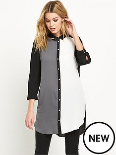 wallis-colour-block-shirt