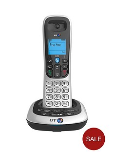 bt-2600-single-cordless-telephone-with-answering-machine