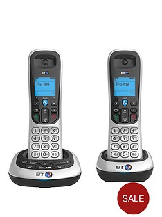 bt-2600-twin-cordless-telephone-with-answering-machine