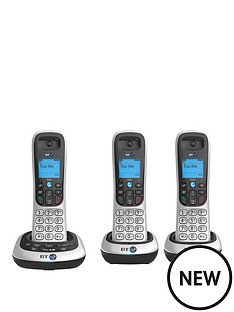 bt-2600-trio-cordless-phone-pack-with-answer-machine