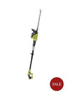 ryobi-opt1845-18v-one-cordless-pole-hedge-trimmer-body-only